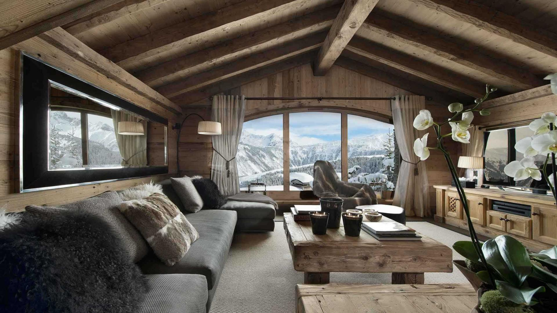 24 hours in courchevel connoisseur 39 s for Salon de luxe moderne